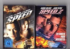 Speed 1 & 2 - Set (2-DVD`s) (2014) DVD #16657
