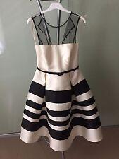 Mac Duggal Dress, Black And White Dress, Evening Dress, Wedding Dress