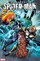 Superior Spider-Man 2 Mckone GOTG Variant Cover 2019 NM