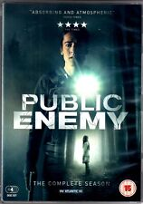 Public Enemy - DVD - French series /English subs.  4 discs