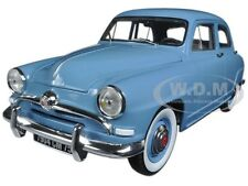 1954 SIMCA ARONDE LIGHT BLUE 1/18 DIECAST MODEL CAR BY NOREV 185741
