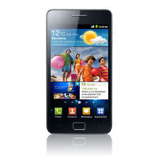 Samsung Galaxy S II GT-I9100G - 16GB - Noble Black (Unlocked) Smartphone