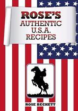 American Genuine recipe Cook Book.