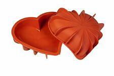 Stampo cuore Love in silicone Silikomart SFT 211 dolci torta professionale Rotex