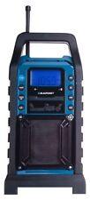 Blaupunkt BSR 10 Baustellen Radio mit PLL-UKW, Bluetooth USB, SD, AUX-IN, Akku