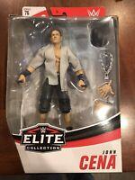 John Cena WWE Mattel Elite Series 76 Action Figure NEW 2020