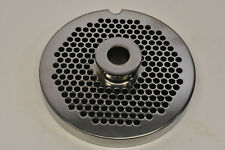 """New #56 x 1/4"""" holes Stainless Meat Grinder disc plate for Hobart 4356 4056"""