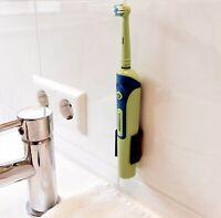 Zahnbürstenhalter elektrische Zahnbürste OHNE BOHREN Wandhalter zum ankleben