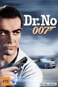 Dr No (DVD 2006 2 disc ultimate edition) Brand-New Sealed Safe Ship Tracking