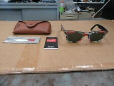 Ray Ban RB 2140 Wayfarer Special Series #11 Sunglasses