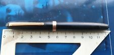 Top Vintage Omas 555/S Fountain Pen GOLD 14K 585 NIB Italian Italy Pen
