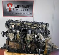 2009 Detroit DD15 Diesel Engine Take Out, 560HP, Complete, Good For Rebuild Only