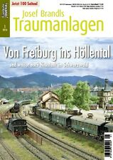 Eisenbahn Journal - Von Freiburg ins Höllental - Josef Brandl Traumanlagen