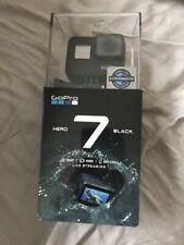 New GoPro HERO7 Black USA - Waterproof 4K Action Camera + Touch Screen CHDHX-701