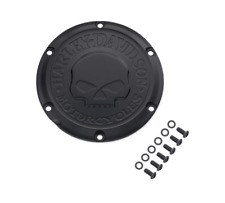 2004- 2018 Harley willie g skull derby cover sportster xl xr 883 1200   25700744