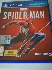 Spiderman ps4 usato pari al  nuovo
