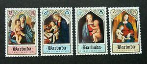 [SJ] Barbuda Christmas 1971 (stamp) MNH