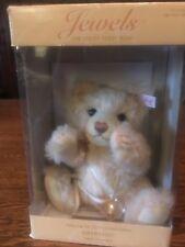 Steiff Swarovski Jewels Teddy Bear Mohair