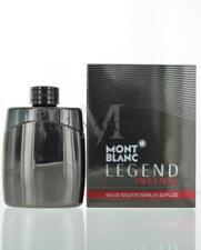 Legend Intense By Mont Blanc  Eau De Toilette 3.3 Oz 100 Ml Spray