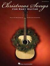 Christmas Songs for Easy Guitar ,