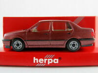 Herpa 031202 VW Vento GL (1992-1993) in indianarotmetallic 1:87/H0 NEU/OVP