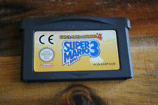 Jeu SUPER MARIO ADVANCE 4 SUPER MARIO BROS 3 pour Nintendo Game Boy Advance GBA