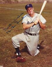 Duke Snider - Signed Color Photograph