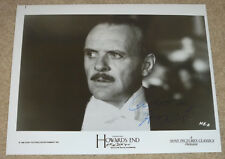 Anthony Hopkins Authentic Signed 8x10 Howard's End Studio Photo Autographed