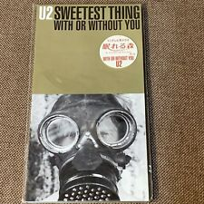 """Sealed U2 Sweetest Thing /With Or Without You JAPAN 3"""" CD SINGLE PHDR-953 FreeSH"""