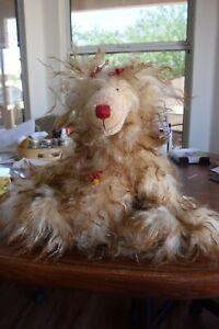 SWEET ZWERGNASE MOHAIR ROSALINA SCHNITTLAUCH BEAR! #5/50 2001