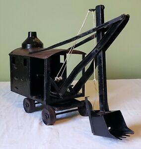 Steelcraft Toys Private Label MARION STEAM SHOVEL TRUCK 20's SUPER RARE NICE