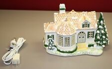 Department 56 Snowy Pine Hills Ceramic Building - Springfield - 42003