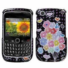 For BlackBerry Curve 8520 8530 9300 9330 Hard Case Phone Case Flower Balloon
