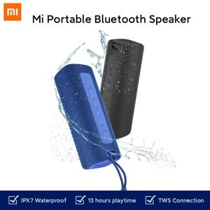 Original Xiaomi Mi Portable Bluetooth Speaker 16W TWS Connection High Quality