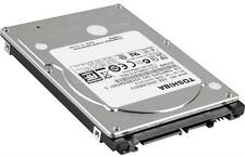 "Western DIGITAL TOSHIBA 2.5"" 500GB disco rigido interno 7200 RPM per Laptop"