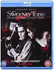 Sweeney Todd - The Demon Barber of Fleet Street 7321900211253 Blu-ray Region B