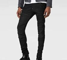G-Star Raw Elwood 3D Slim Jeans Black Mens Size UK W29 L32 *REF62-9
