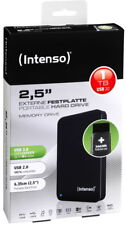 Intenso HDD externe Festplatte Memory Drive 2,5 Zoll 1TB USB 3.0