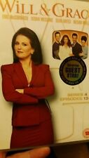 Will And Grace - Season 4 - Episodes 13 To 17 (DVD, 2004) USED