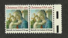 US 1939 @ (1981) EFO: Guttersnipe (Christmas, Botticelli, Chicago)