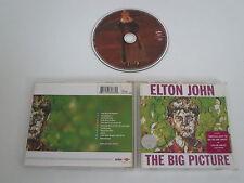 Elton John/The Big Picture (Rocket 536 266-2) CD Album