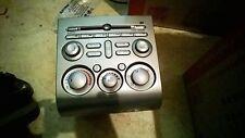 2004 - 2005 Mitsubishi Galant Climate Control Radio w infinity CD player am fm