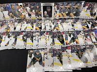 Las Vegas Golden Knights 60 Card Base Lot Upper Deck OPC Platinum Tuch Fleury