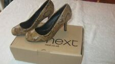 Animal Print Court Heels Women's NEXT