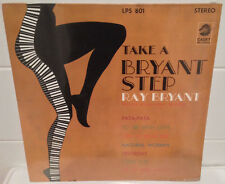 SEALED MINT! RAY BRYANT Take A Bryant Step Vinyl LP  Cadet LPS 801  Latin Jazz