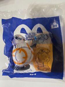 BB-8 #24 McDonald's 2021 Happy Meal Walt Disney World 50th Anniversary STAR WARS