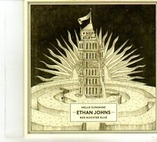 (DP608) Ethan Johns, Hello Sunshine / Red Rooster Blue - 2013 DJ CD
