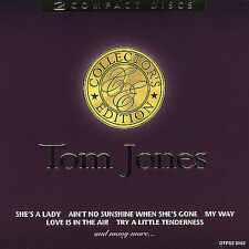 Collector's Edition [Two CD SET] by Tom Jones (CD, 1999 MADACY ENTERTAINMENT -LN