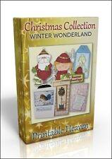 Card-making DVD - Winter Wonderland Christmas Collection. Brilliant value!