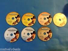 Walker Texas Ranger The Complete Fourth Season USED No Case